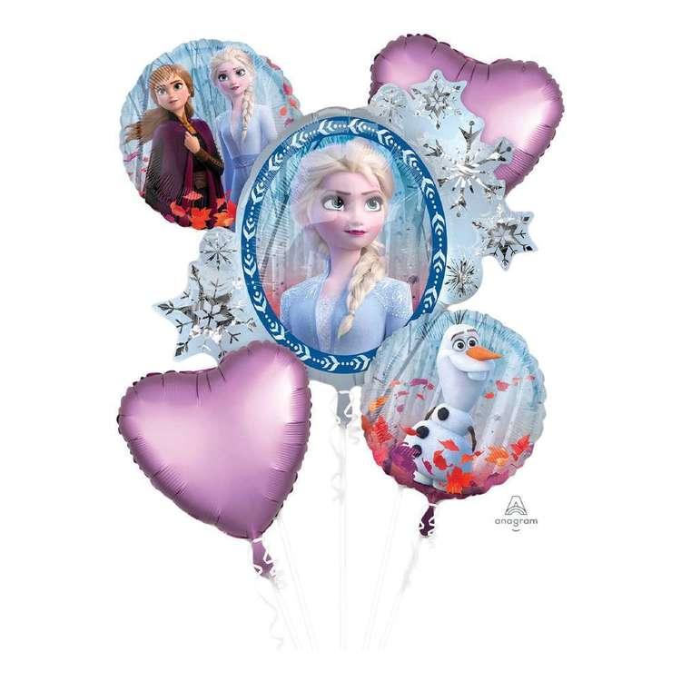 Frozen 2 Foil Balloon Bouquet