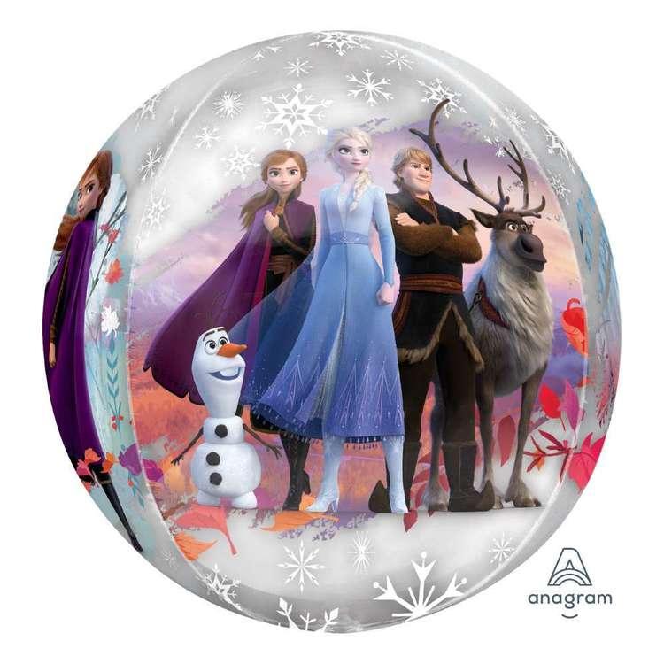Frozen 2 Orbz Foil Balloon