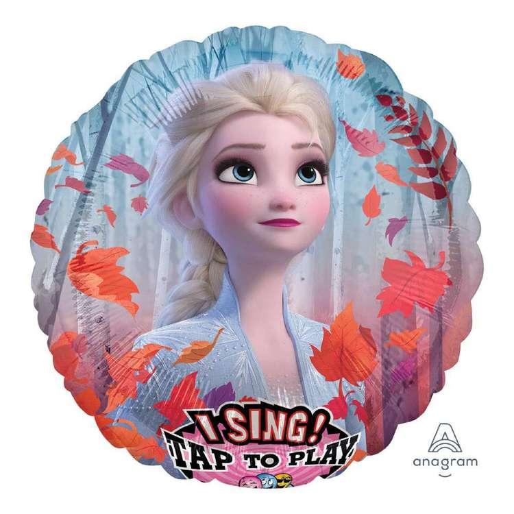 Frozen 2 Sing-A-Tune Foil Balloon