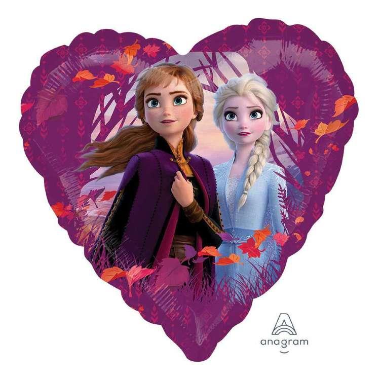 Frozen 2 Standard Love Foil Balloon