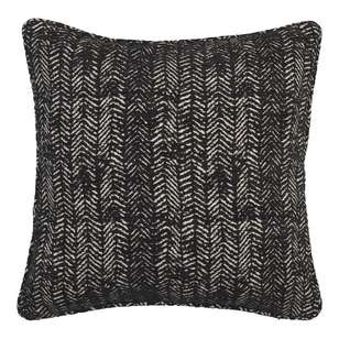 Koo Elite Keira Herringbone Jacquard Cushion