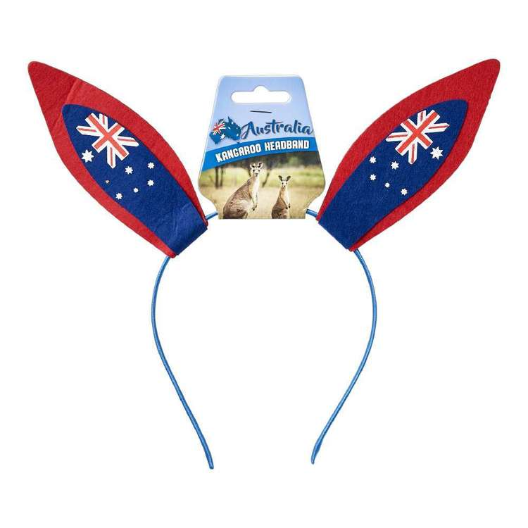 Australia Day Kangaroo Headband