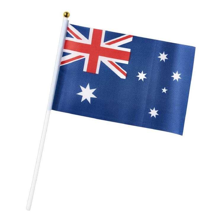 Australia Day Flag Set 6 Pack