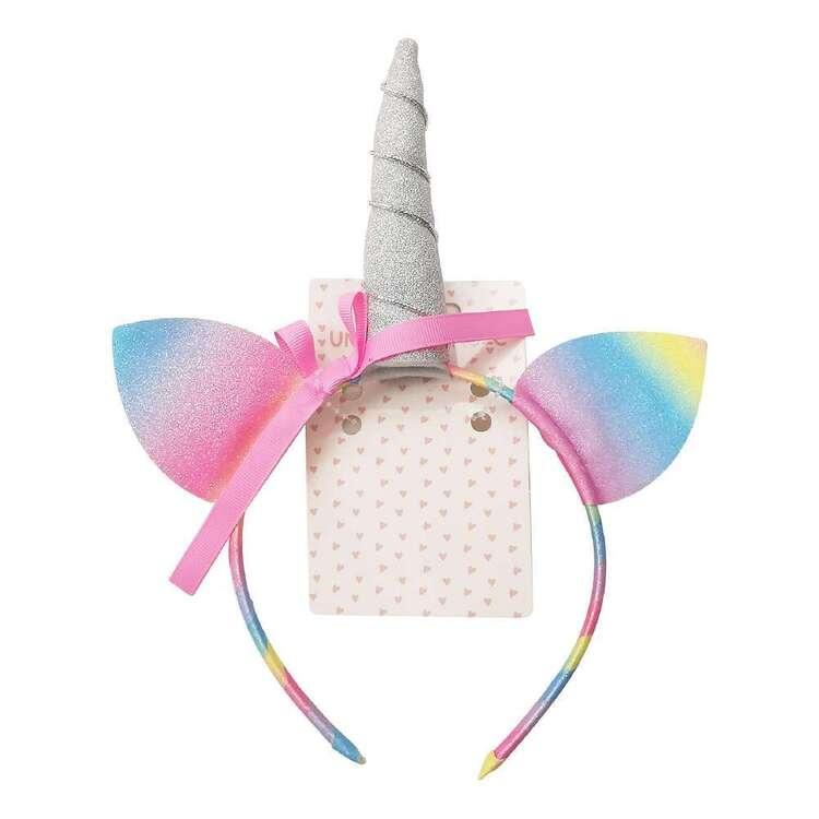 Unicorn Magic Rainbow Unicorn Headband