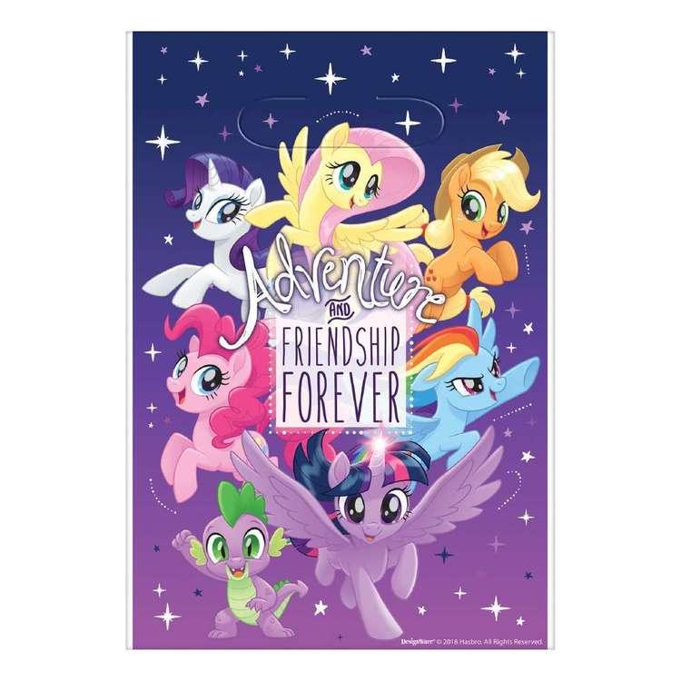 My Little Pony Friendship Adventure Loot Bags 8 Pack