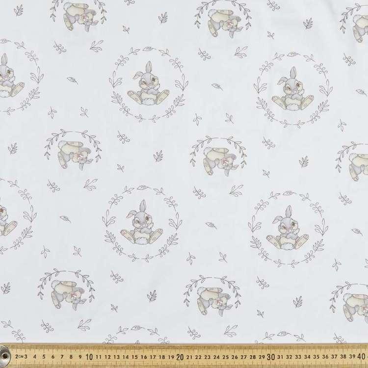 Disney Bambi Thumper Cotton Poplin Fabric