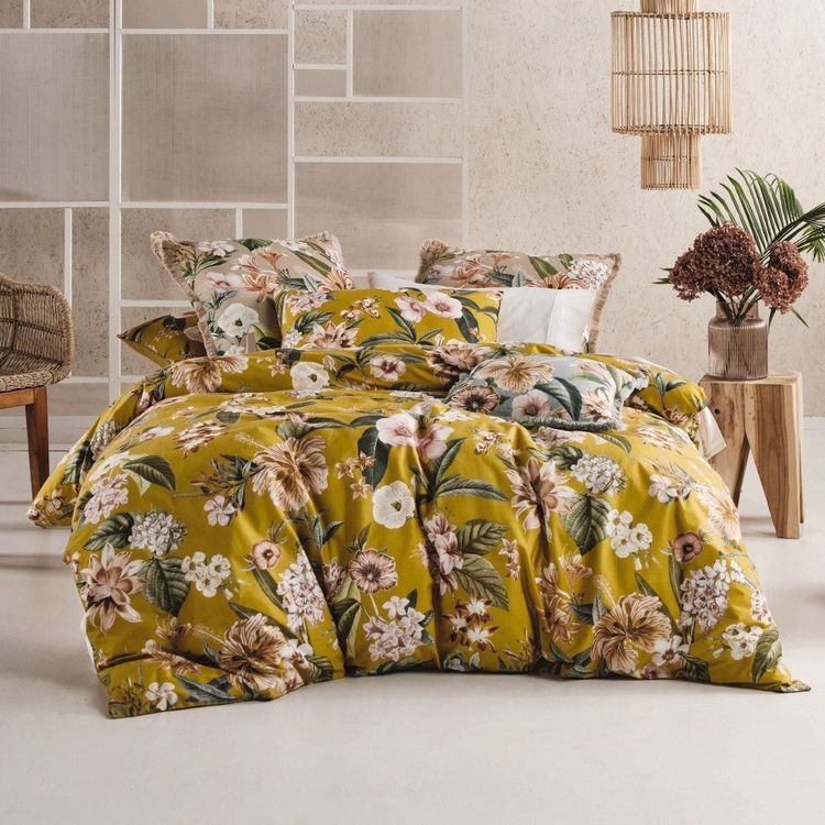 Linen House Ecuador Quilt Cover Set