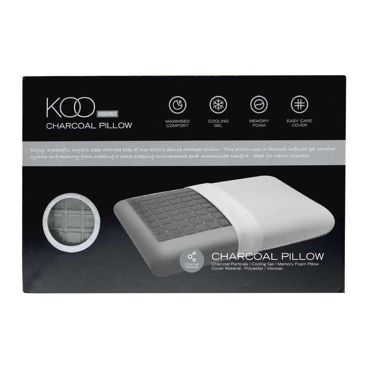 KOO Elite Charcoal Infused Pillow