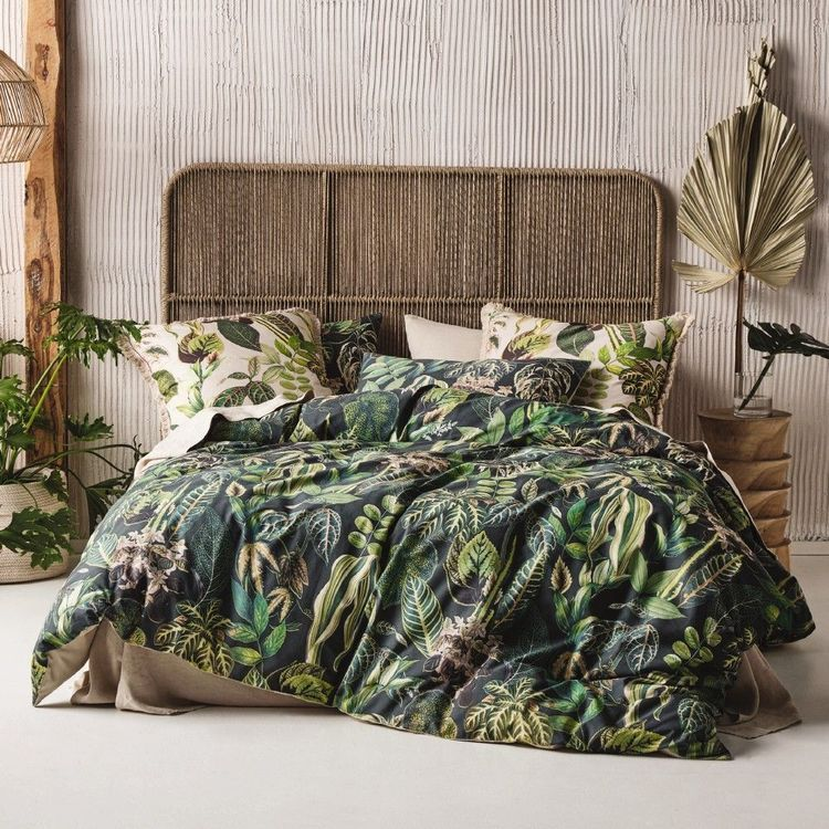 Linen House Borneo Quilt Cover Set