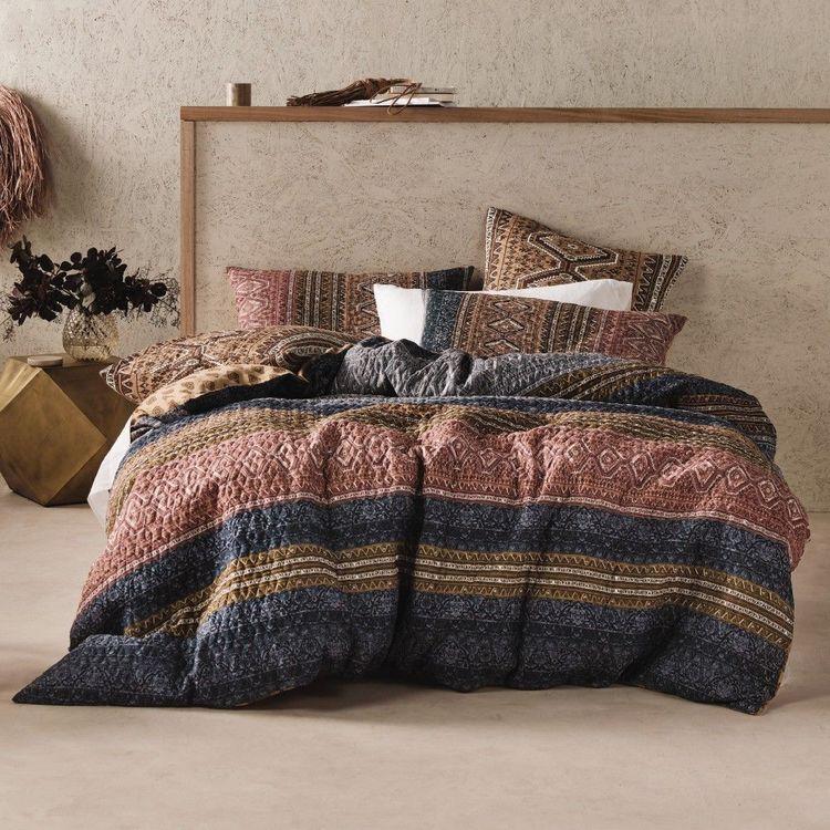 Linen House Herat Quilt Cover Set