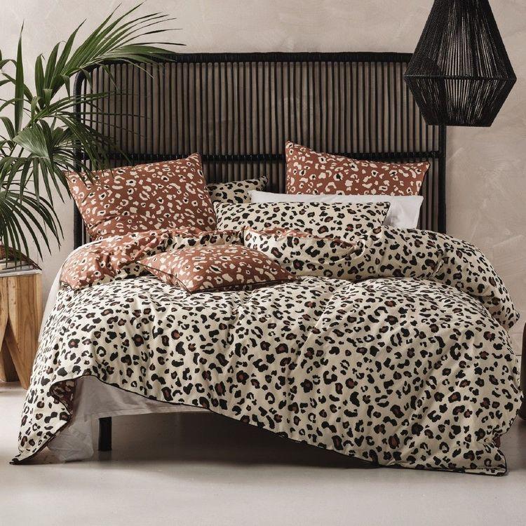 Linen House Savanna Quilt Cover Set