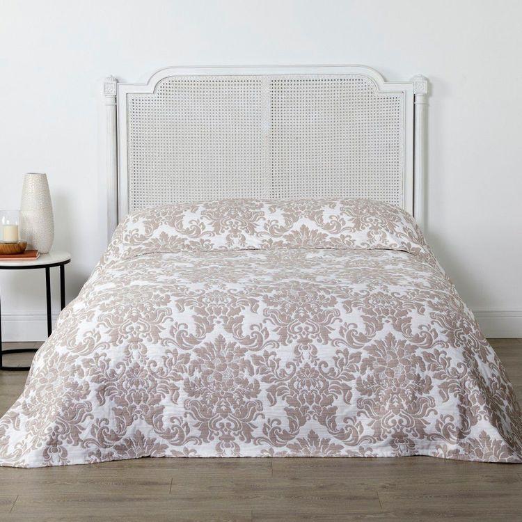 Platinum Riviera Bedspread