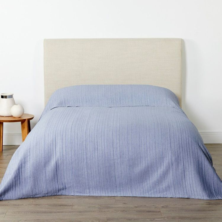 Platinum Harvey Bedspread