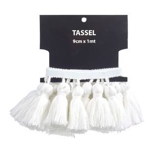 Semco Cotton Tassel Trim