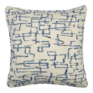 Koo Elite Maize Textured Jacquard Cushion