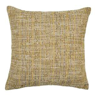 Koo Elite Arran Textured Chenille Jacquard Cushion
