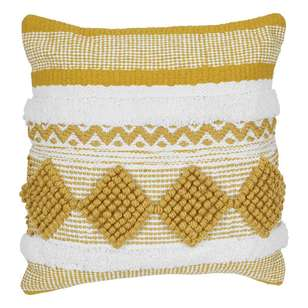 Koo Elite Pilar Woven Tufted Cushion