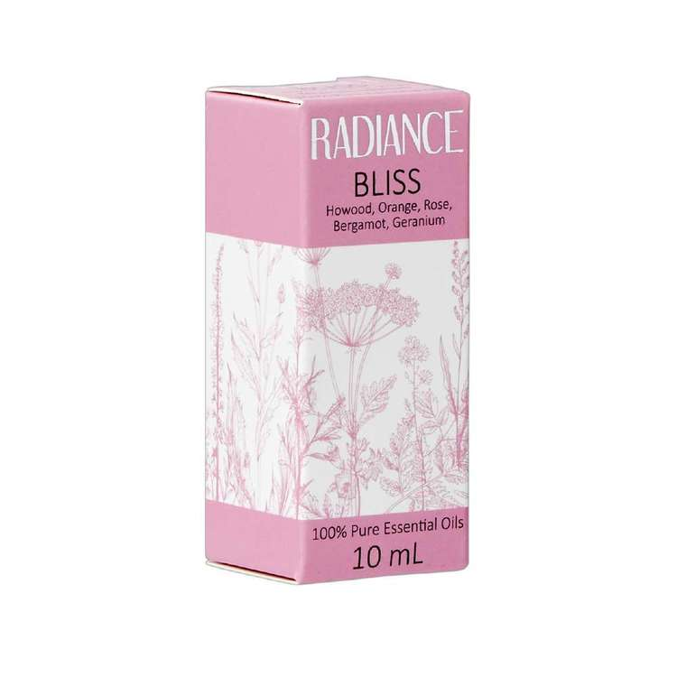 Radiance Bliss 100% Pure Oil