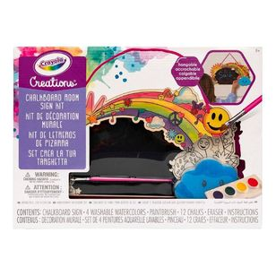 Crayola Creations Chalkboard Kit