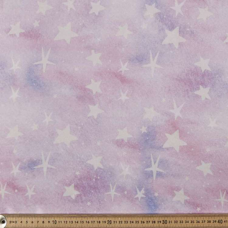 Star Printed 148 cm Charmeuse Satin Fabric