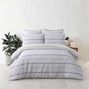 KOO Hannah Textured Quilt Cover Set