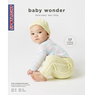 Spotlight Baby Wonder Mini Book