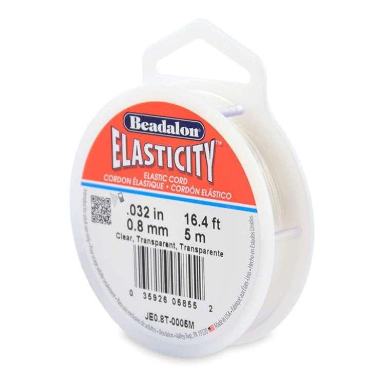 Beadalon Elasticity 5m Pack