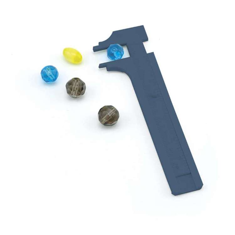 Beadalon Econo Slide Bead Gauge