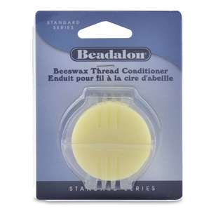 Beadalon Beeswax Thread Conditioner
