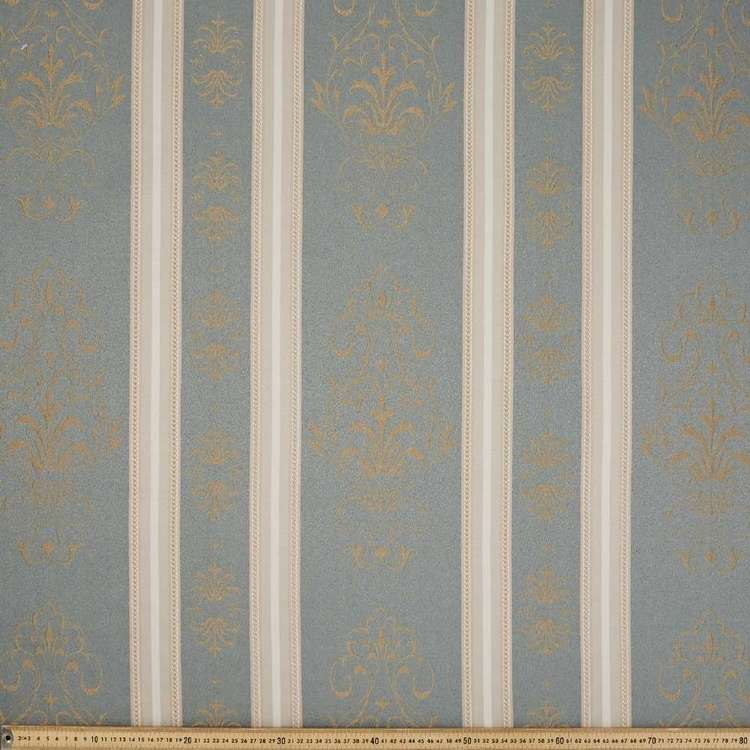 Provincial Jacquard Curtain Fabric