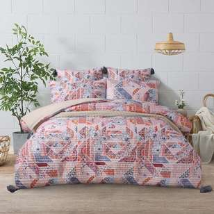 KOO Freya Quilt Cover Set