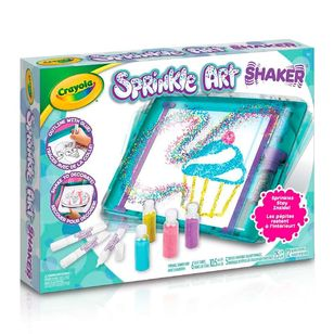 Crayola Sprinkle Art Shaker Kit
