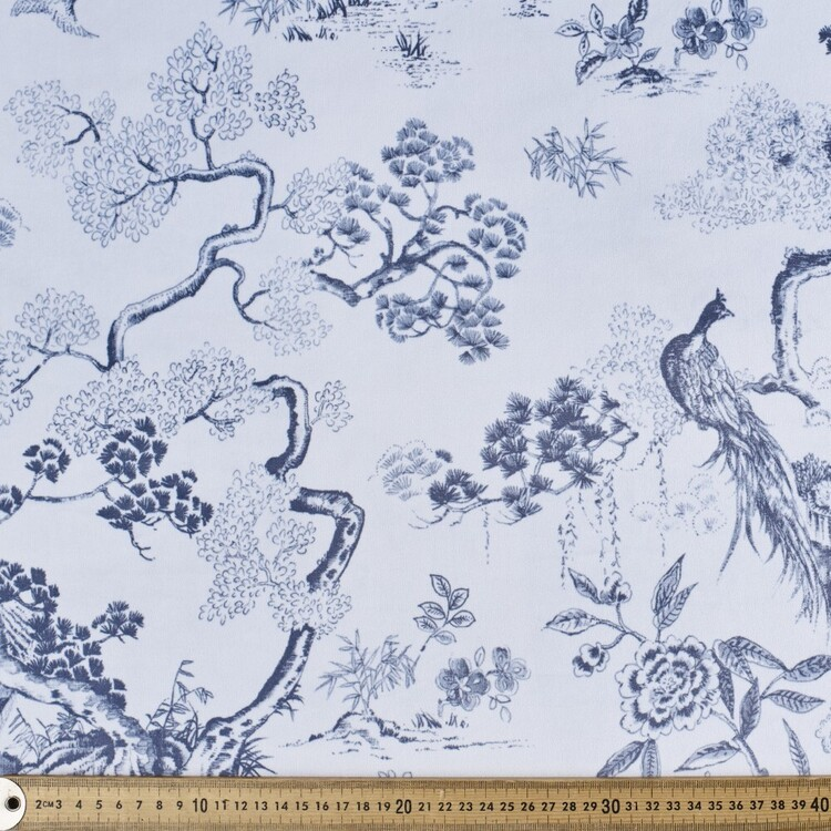 Galena Empress Garden Upholstery Velvet