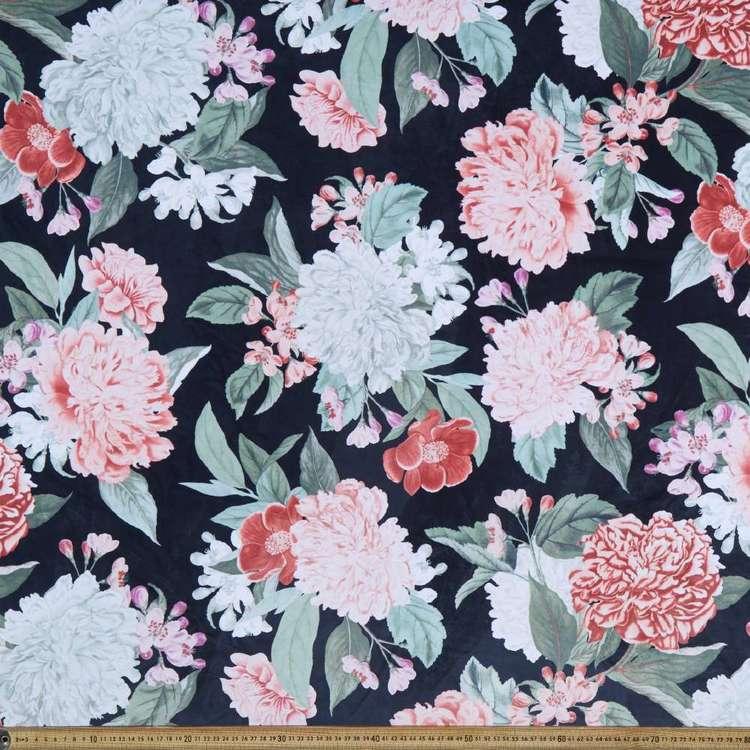Galena Rose Upholstery Velvet
