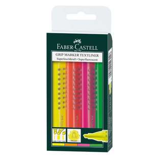 Faber Castell Textliner Grip Highlighter