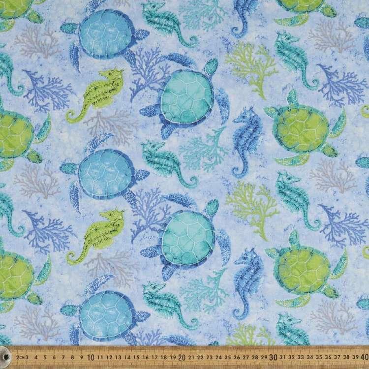 Ocracoke Allover Cotton Fabric