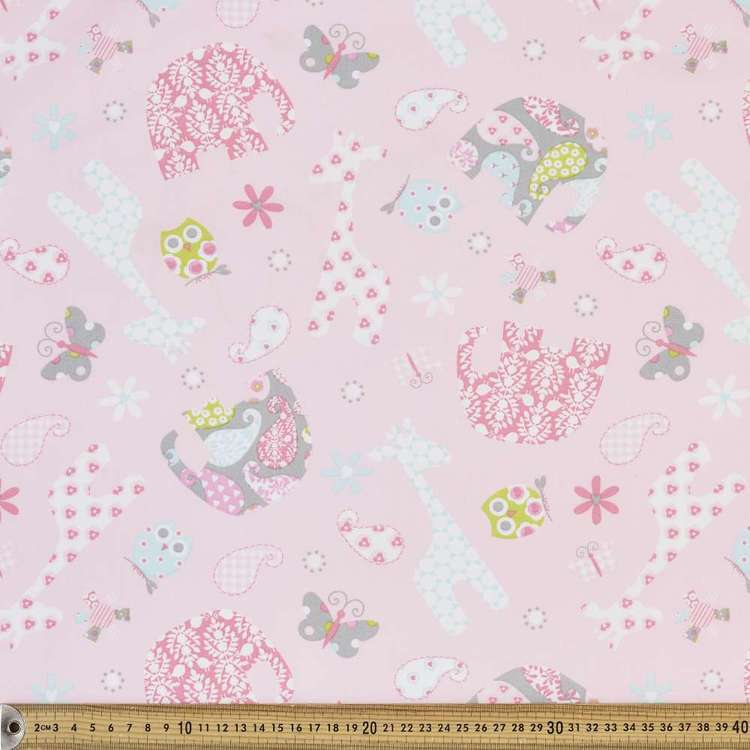Sweet Chic Allover Cotton Fabric