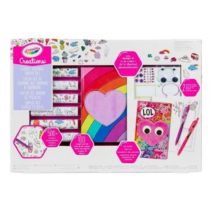 Crayola Creations Super Furry Journal Set
