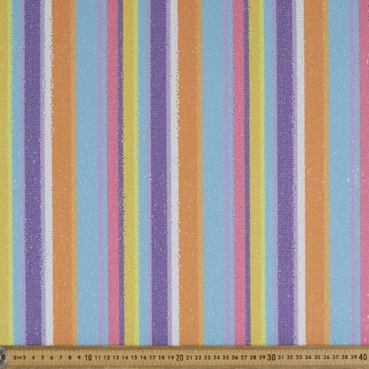 Rainbow Sequins 70 cm Fabric