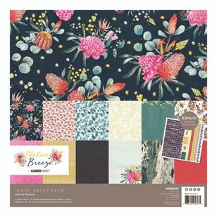 Kaisercraft Native Breeze Paper Pack