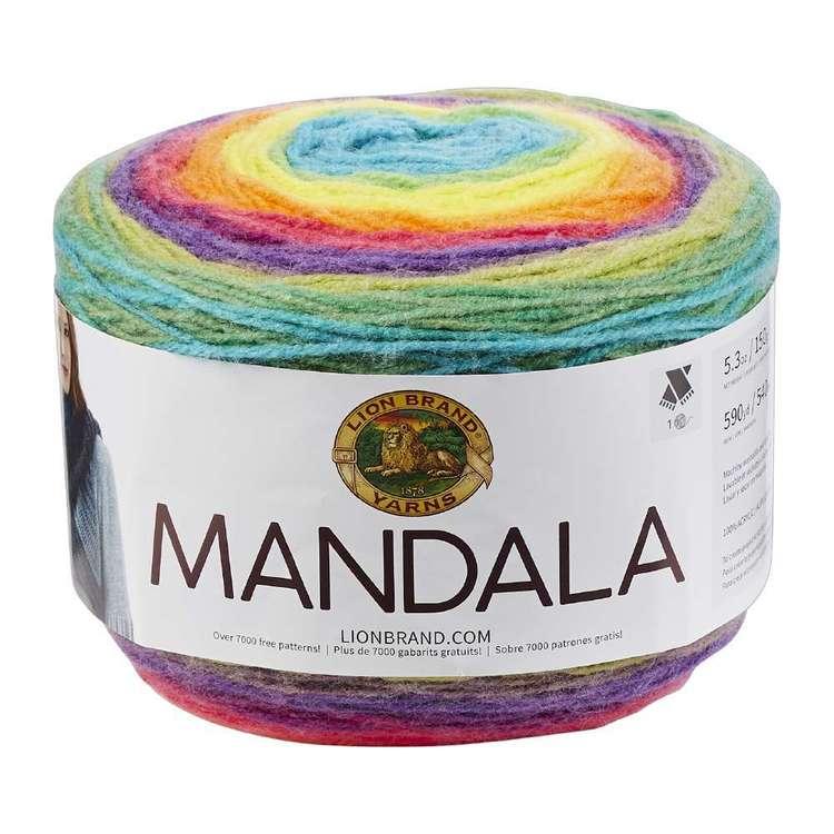 Lionbrand Mandala Acrylic Yarn