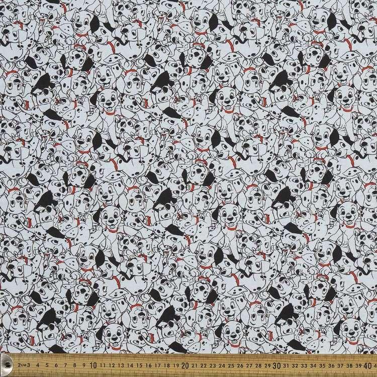 Disney 101 Dalmatians Puppies Cotton Fabric