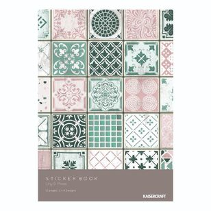 Kaisercraft Lily & Moss Sticker Book