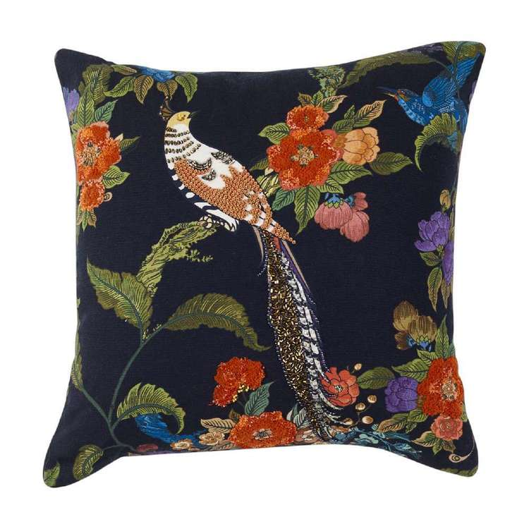Koo Home Lyric Embroidered Cushion
