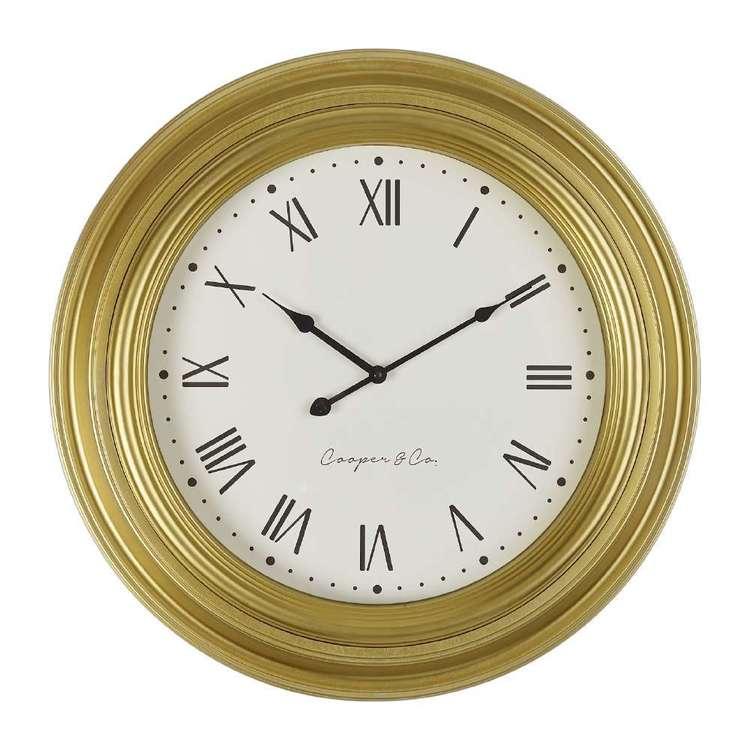 Cooper & Co Roman Jumbo Clock