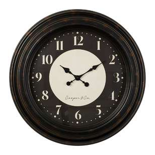 Cooper & Co Traditional Jumbo Clock