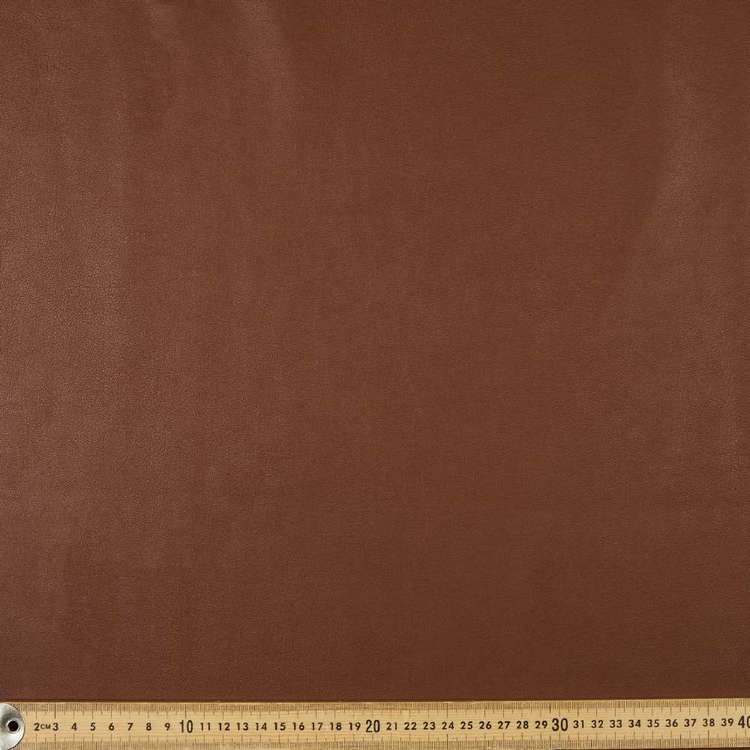 Smooth Grain Matte Pleather Fabric