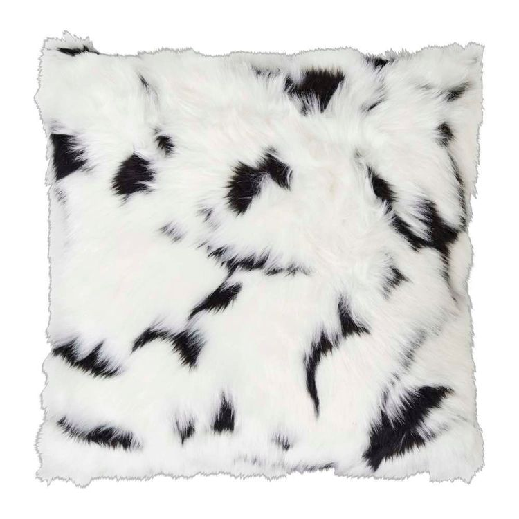 Koo Home Zebby Faux Fur Cushion