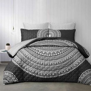 KOO Piper Medallion Quilt Cover Set