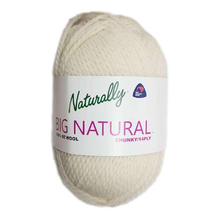Naturally Big Natural 14 Ply Wool Yarn